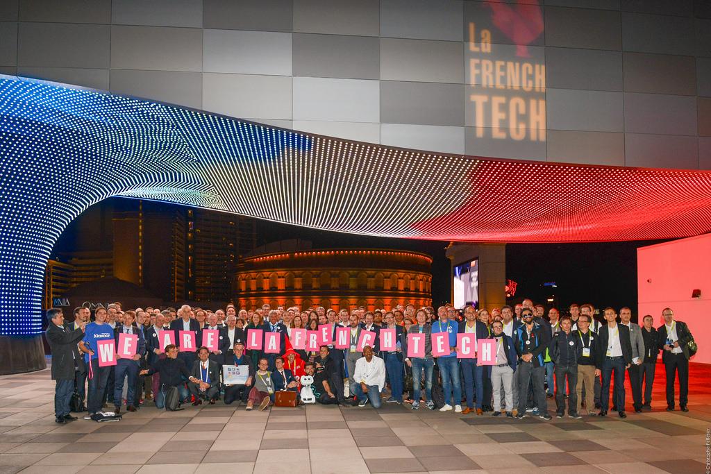 CES Las Vegas French Tech 2016