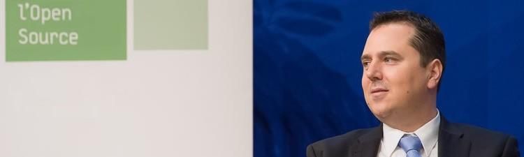 Alexandre Zapolsky est intervenu au États Généraux de l'Open Source