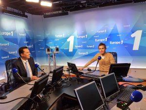 Europe 1, émission «Les éclaireurs» du 09 avril 2017