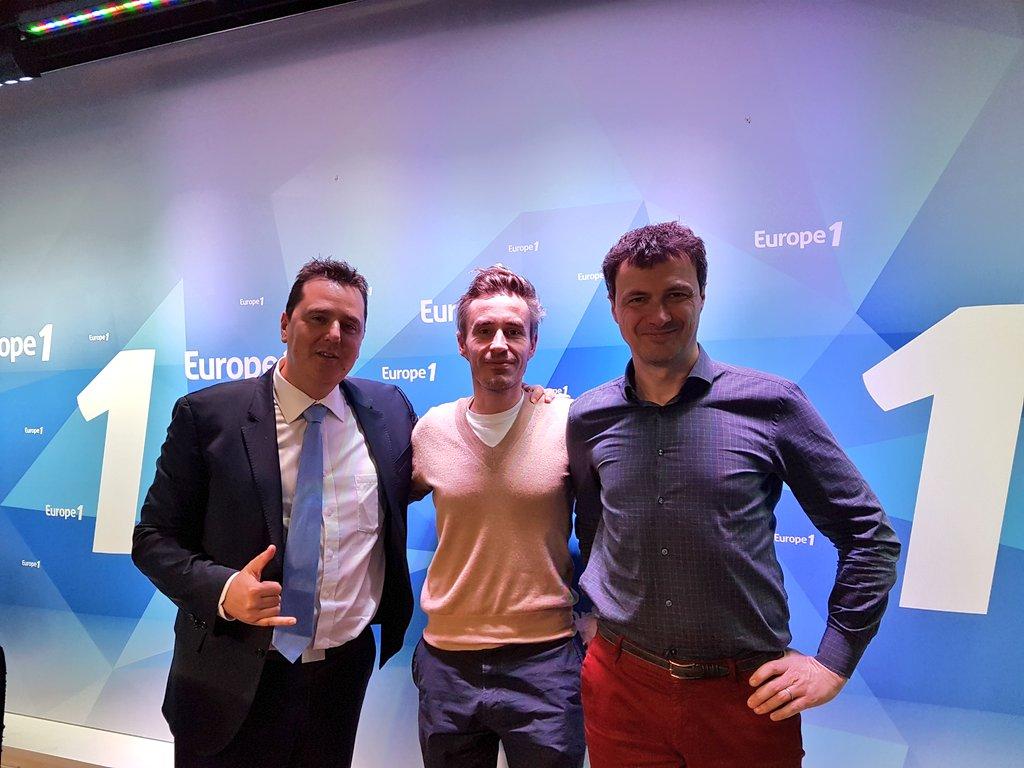 Alexandre Zapolsky interviewé par Europe 1