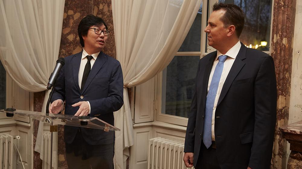 Alexandre Zapolsky nommé Chevalier de l'Ordre Nationale du Mérite