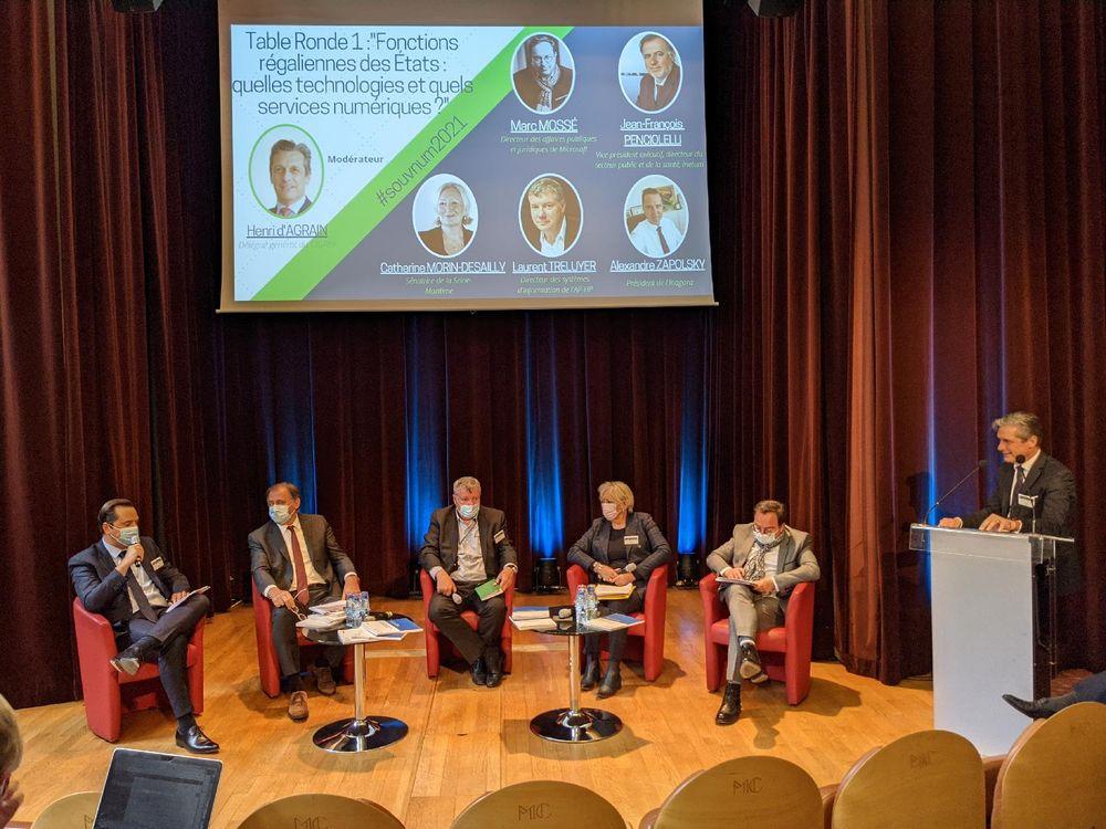 Souveraineté numérique: quelle stratégie pour une 3ème voie européenne